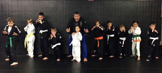 Aspen MMA JJ Kids Class
