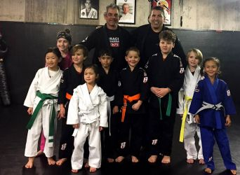 Aspen MMA Kids Belt Promotion Seminar, Feb 2017