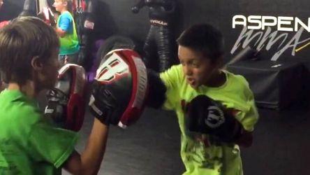 Aspen MMA Kids Boxing Class