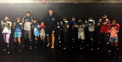 Aspen MMA Kids Kickboxing Class