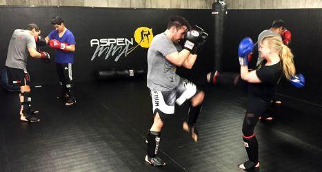 Aspen MMA Muay Thai Class