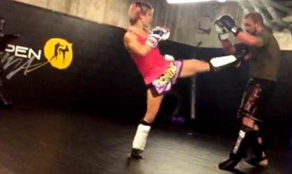 Aspen MMA Muay Thai Kick