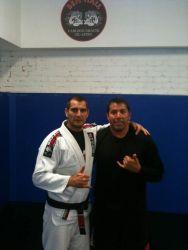 Ben Hall, Carlson Gracie Jiu Jitsu, Melbourne Australia 2012