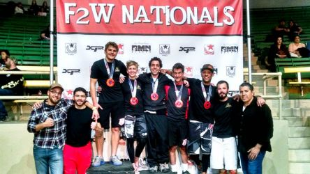 Fight to Win Nationals, Nov 2016