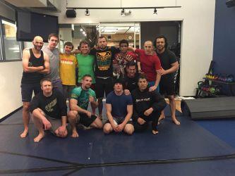 Joao Zeferino Seminar, Aspen MMA 2015