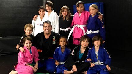 Jui Jitsu Kids at Aspen MMA