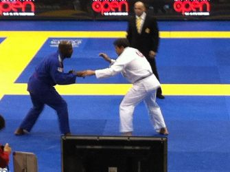 Ernest Mendez, Pan Am Jiu Jitsu Tournament 2013