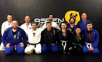 Prof Octavio Ratinho Couto Seminar at Aspen MMA July 2017