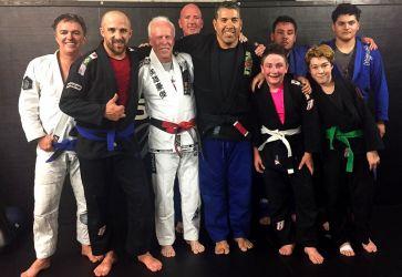 Prof William Beach (Miami) visiting Aspen MMA
