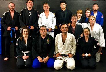 Ralek Gracie Seminar at Aspen MMA June 2017
