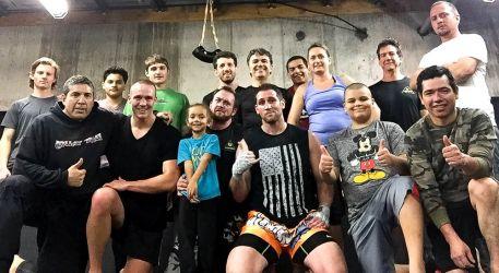 Ross Levine Seminar at Aspen MMA Jan 2016