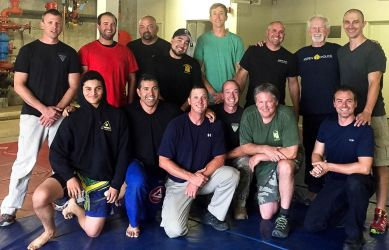 Seminar for Pitkin Co Sheriff Dept Aug 2016