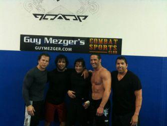 Guy Mezger Training Center, Dallas