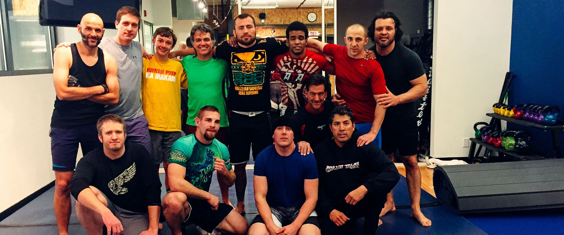 Joao Zeferino Seminar at Aspen MMA, Jan 2015