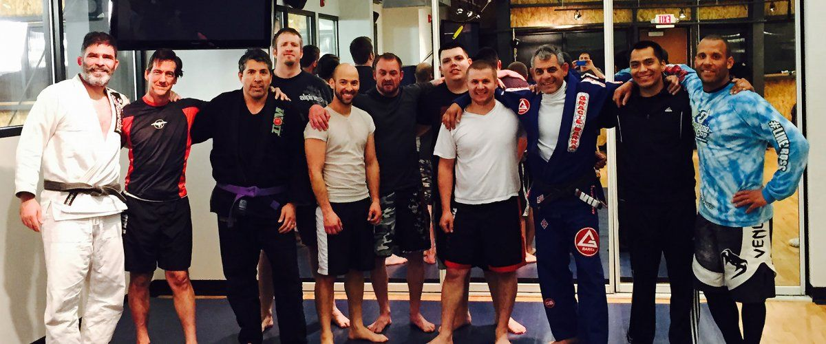 Eduardo de Lima Seminar at Aspen MMA, Jan 2015